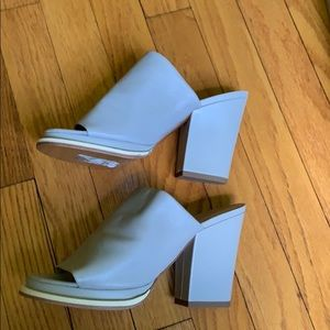 Robert Clergerie Shoes - Clergerie Slides new in box